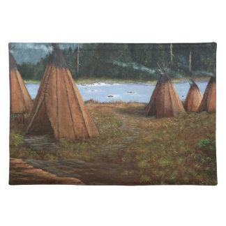 Summer Camp Placemat