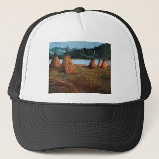Summer Camp Trucker Hat