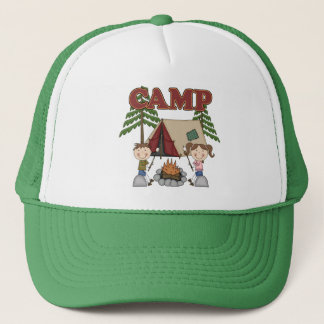 Summer Camp Trucker Hat
