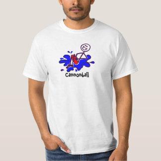 Summer Cannonball Fun T-Shirt