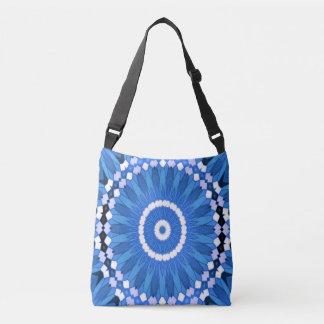 Summer Celebration (blue) Crossbody Bag