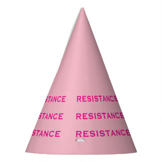 Summer Celebration Women's March Pink Resistance Party Hat