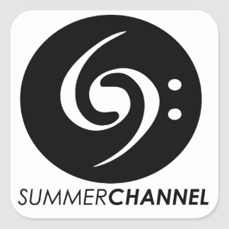 Summer Channel Stickers
