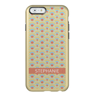 Summer Circles Pattern custom name phone cases