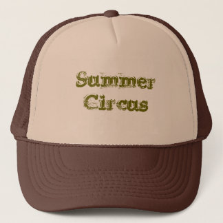 Summer Circus Trucker Hat
