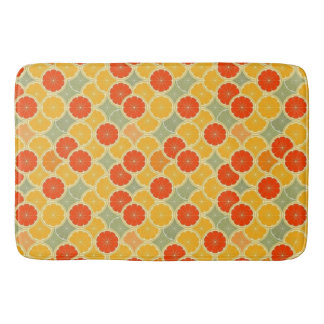 Summer Citrus Bath Mat