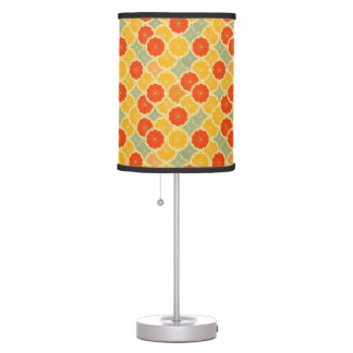 Summer Citrus Lamp