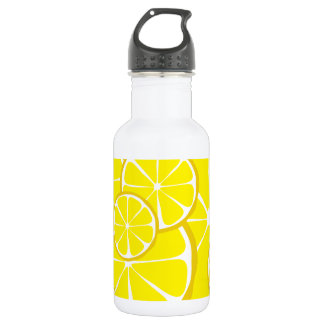 Summer Citrus Lemon 532 Ml Water Bottle