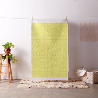 Summer Citrus Lemon Slices Fabric