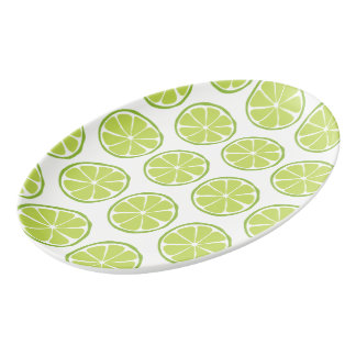 Summer Citrus Lime Platter