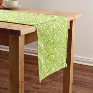 Summer Citrus Lime Table Runner