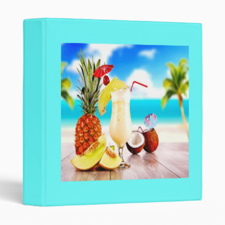Summer Cocktails Binder