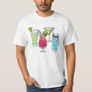 Summer Cocktails shirts & jackets