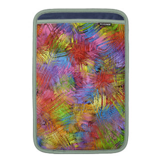 Summer Colorful Abstract Prints MacBook Sleeve
