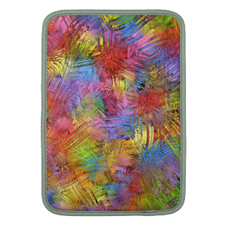 Summer Colorful Abstract Prints Sleeve For MacBook Air
