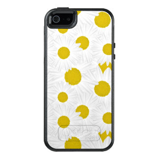 Summer colorful pattern purple marguerite OtterBox iPhone 5/5s/SE case