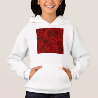 Summer colorful pattern rose