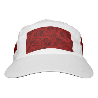 Summer colorful pattern rose headsweats hat