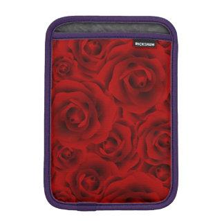 Summer colorful pattern rose iPad mini sleeve