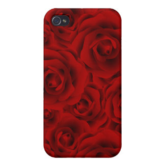 Summer colorful pattern rose iPhone 4 covers