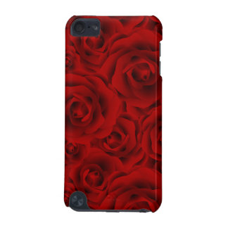 Summer colorful pattern rose iPod touch (5th generation) cover
