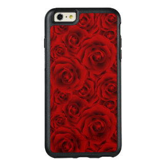 Summer colorful pattern rose OtterBox iPhone 6/6s plus case