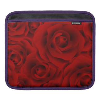 Summer colorful pattern rose sleeve for iPads