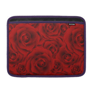 Summer colorful pattern rose sleeve for MacBook air