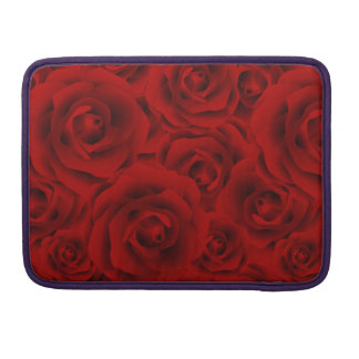 Summer colorful pattern rose sleeves for MacBook pro