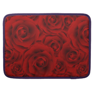 Summer colorful pattern rose sleeves for MacBooks