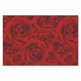 Summer colorful pattern rose tissue paper