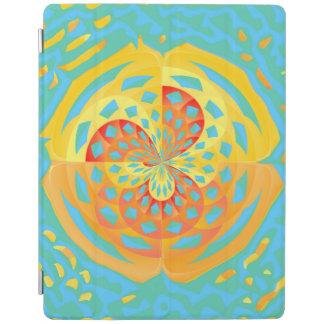 Summer colors iPad cover