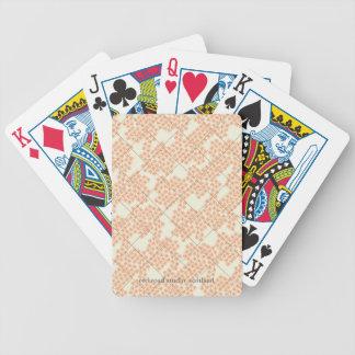 Summer Cottage Fleur Deck Of Cards