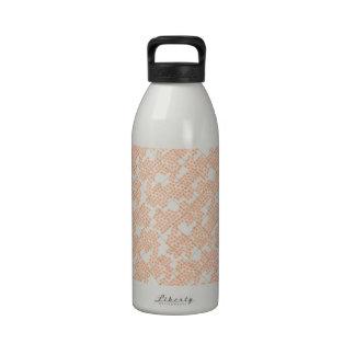 Summer Cottage Fleur Reusable Water Bottles