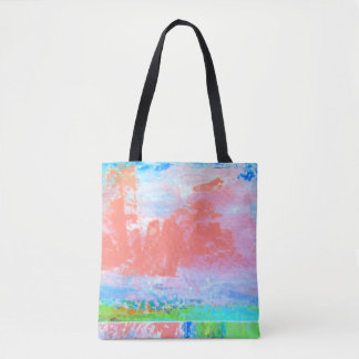 Summer Day All Over Tote