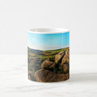 Summer Day in the Peak District Coffee Mug