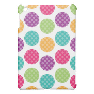 Summer Dots Cover For The iPad Mini