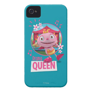 Summer - Drama Queen iPhone 4 Cover