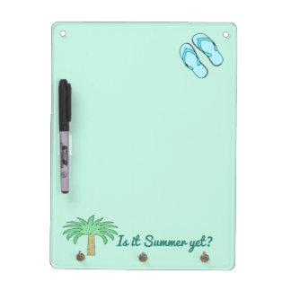 Summer Dry Erase Message Board Dry Erase Whiteboard
