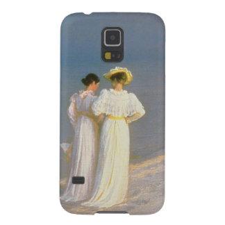 Summer Evening on the Skagen Southern Beach 2 Galaxy S5 Case