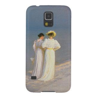 Summer Evening on the Skagen Southern Beach Galaxy S5 Case