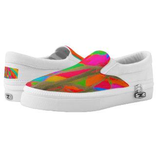 Summer Fair Slip-On Sneakers