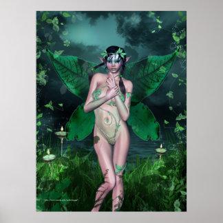 Summer Fairy Fantasy Print