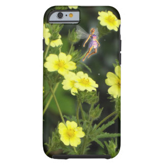 Summer fairy garden iphone case