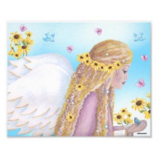 Summer Fairy Photo Print