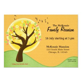 Summer Family Reunion Announcements