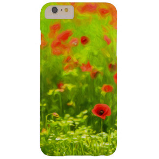 Summer Feelings - wonderful poppy flowers I Barely There iPhone 6 Plus Case