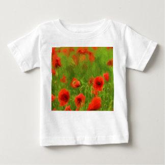 Summer Feelings - wonderful poppy flowers II Baby T-Shirt