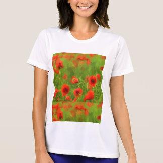 Summer Feelings - wonderful poppy flowers II T-Shirt