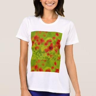 Summer Feelings - wonderful poppy flowers III T-Shirt